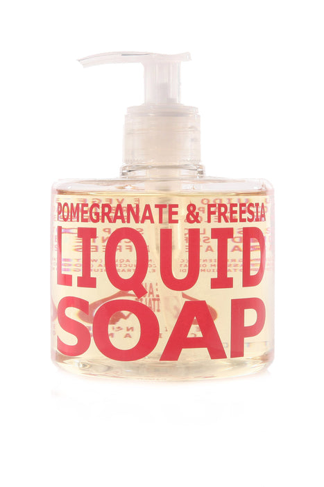 POMEGRANATE & FREESIA - Liquid Soap