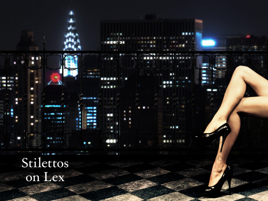 STILETTOS ON LEX Extrait de Parfum - Love Basics