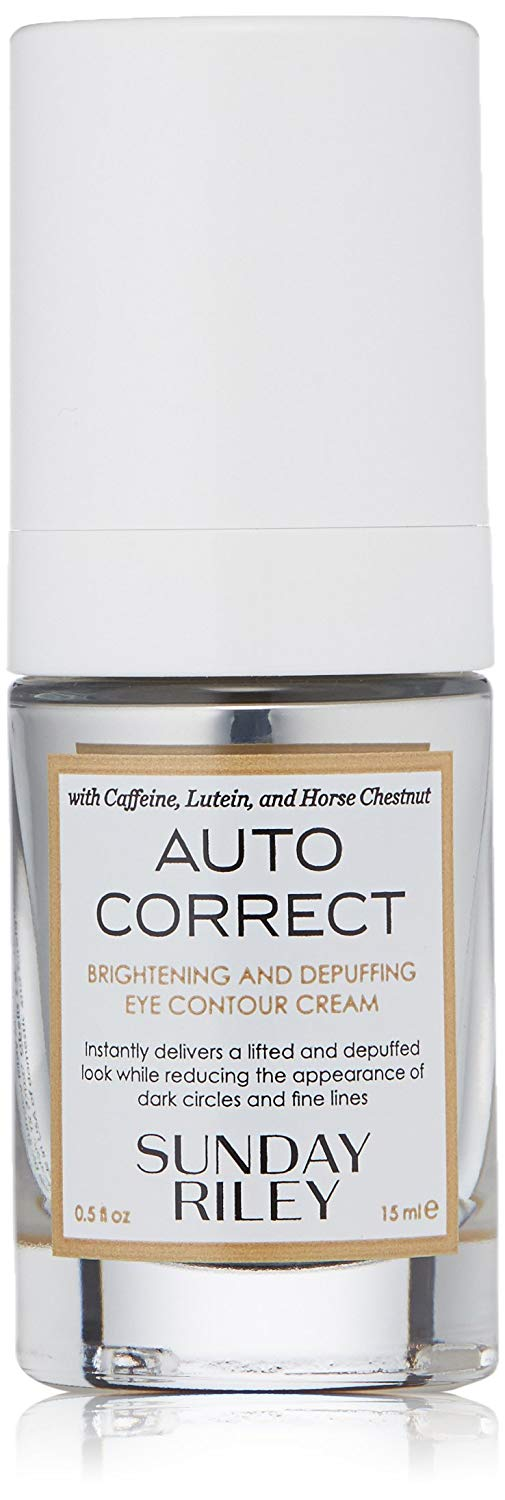 Auto Correct Brightening and Depuffing Eye Contour Cream - House of Vartan