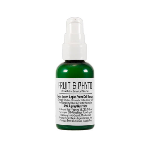 Natural Active Swiss Green Apple Stem Cells Serum - House of Vartan
