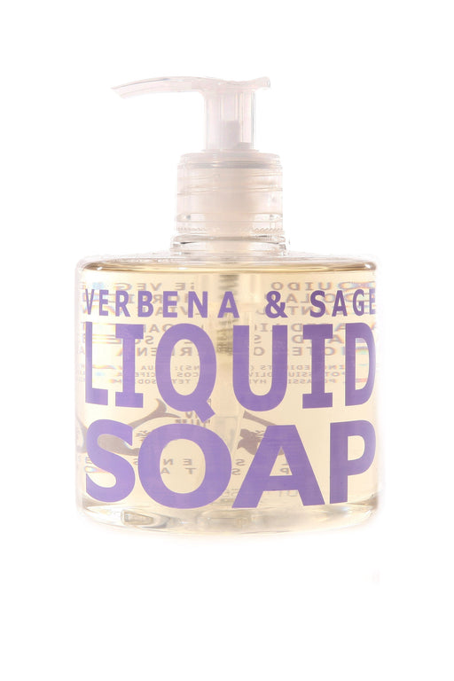 VERBENA & SAGE - Liquid Soap - House of Vartan