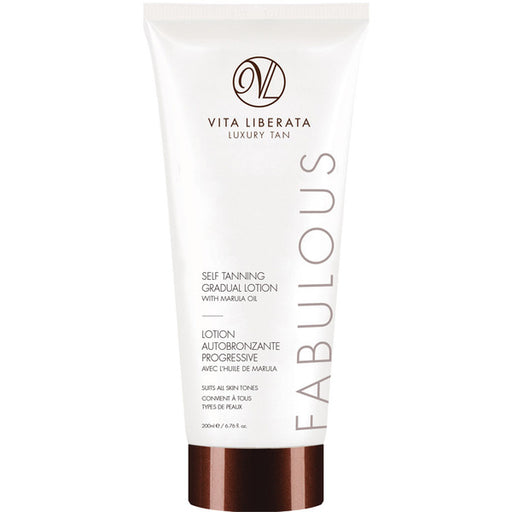 Fabulous Self Tanning Gradual Lotion with Marula Oil - House of Vartan