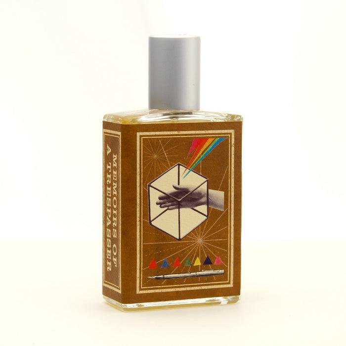 MEMOIRS OF A TRESPASSER eau de parfum - House of Vartan