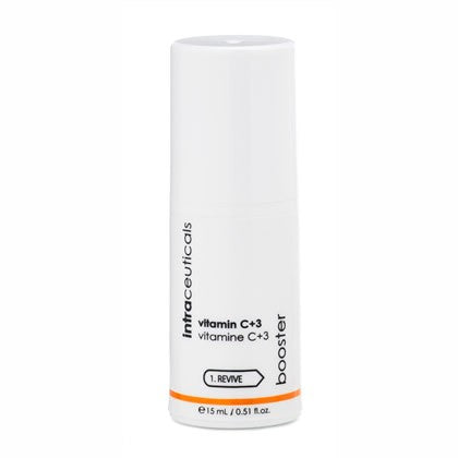 Intraceuticals Booster Vitamin C+3 Serum - House of Vartan