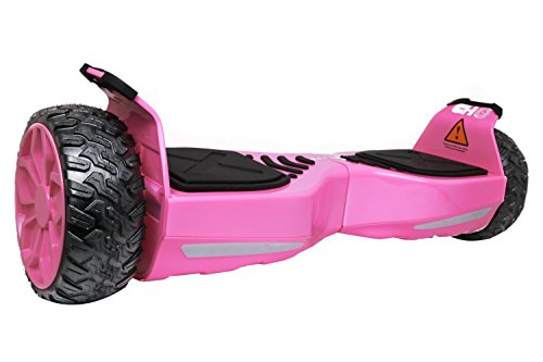 All Terrain Rugged 6 5 Inch Wheels Off Road Hoverboard