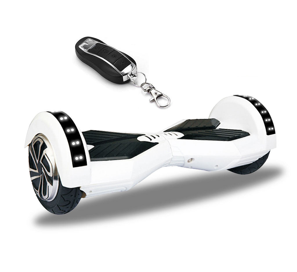 8 Quot Lamborghini Hoverboard With Bluetooth Lights And