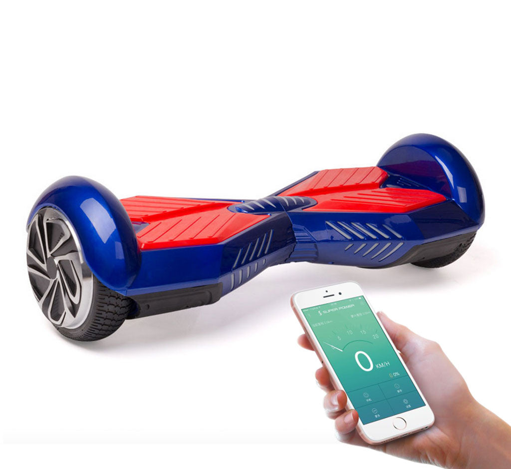 """Water Hoverboard For Sale >> 8"""" Lamborghini Hoverboard With Bluetooth, Lights and ..."""