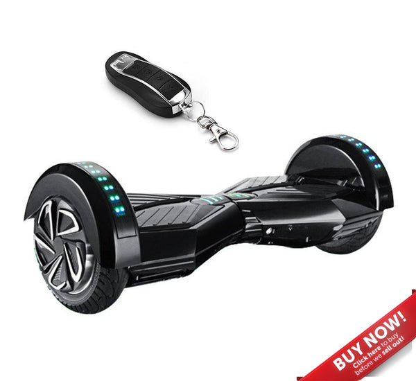 8 Quot Lamborghini Hoverboard With Bluetooth Lights And Remote Control Smart Balance Wheel