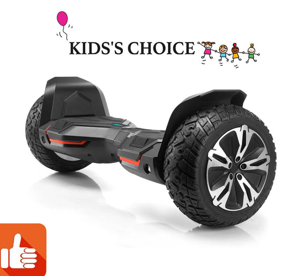 8 5 Quot All Terrain Hoverboard The Best All Terrain