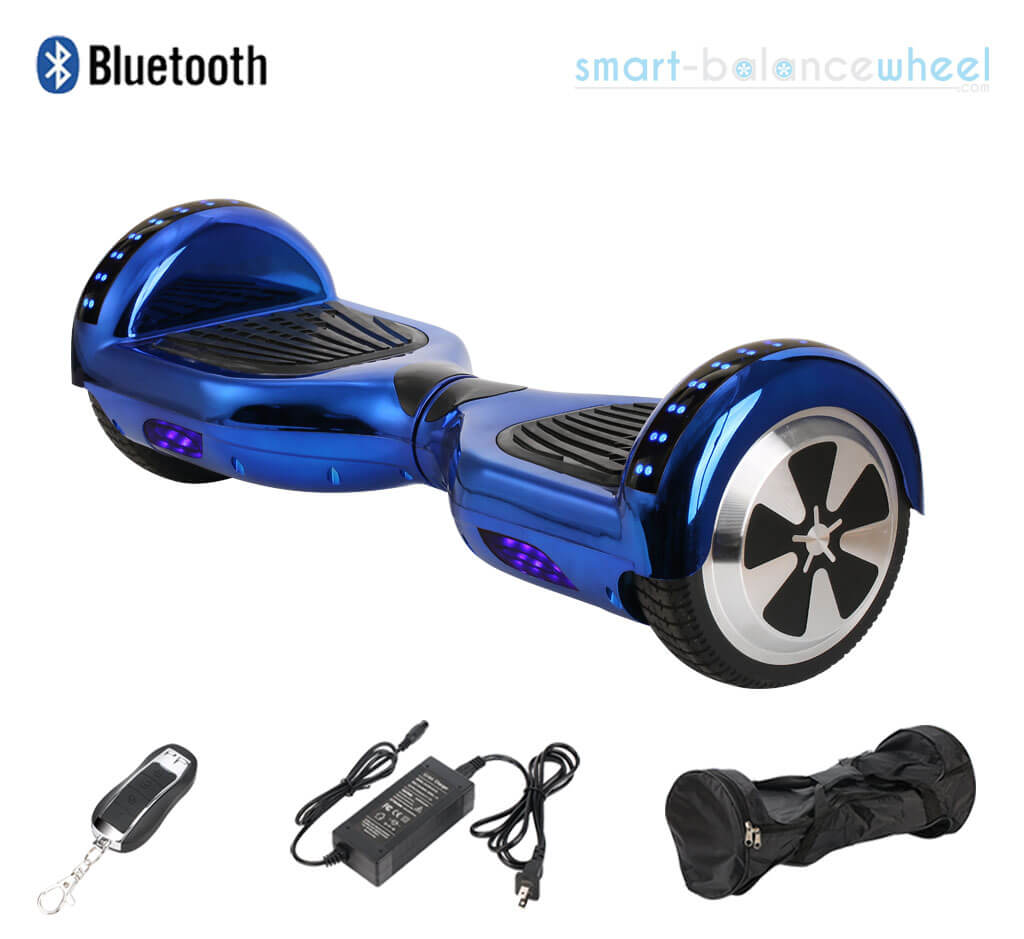 Hot Sale Bluetooth Hoverboard For Kids With Led Lights Remote Key Smart Balancewheel Com