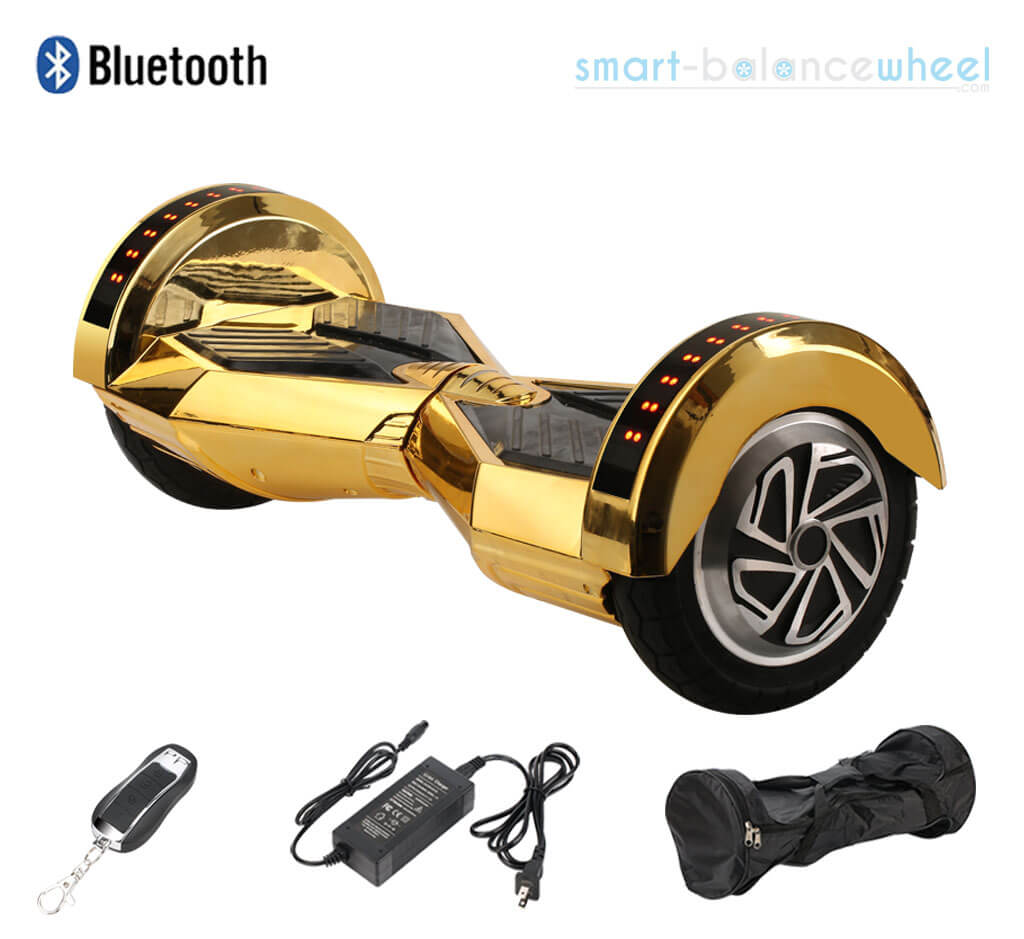 Water Hoverboard For Sale >> Hoverboard With Bluetooth and Lights | 6.5 Inch Bluetooth Hoverboard - Smart Balance Wheel