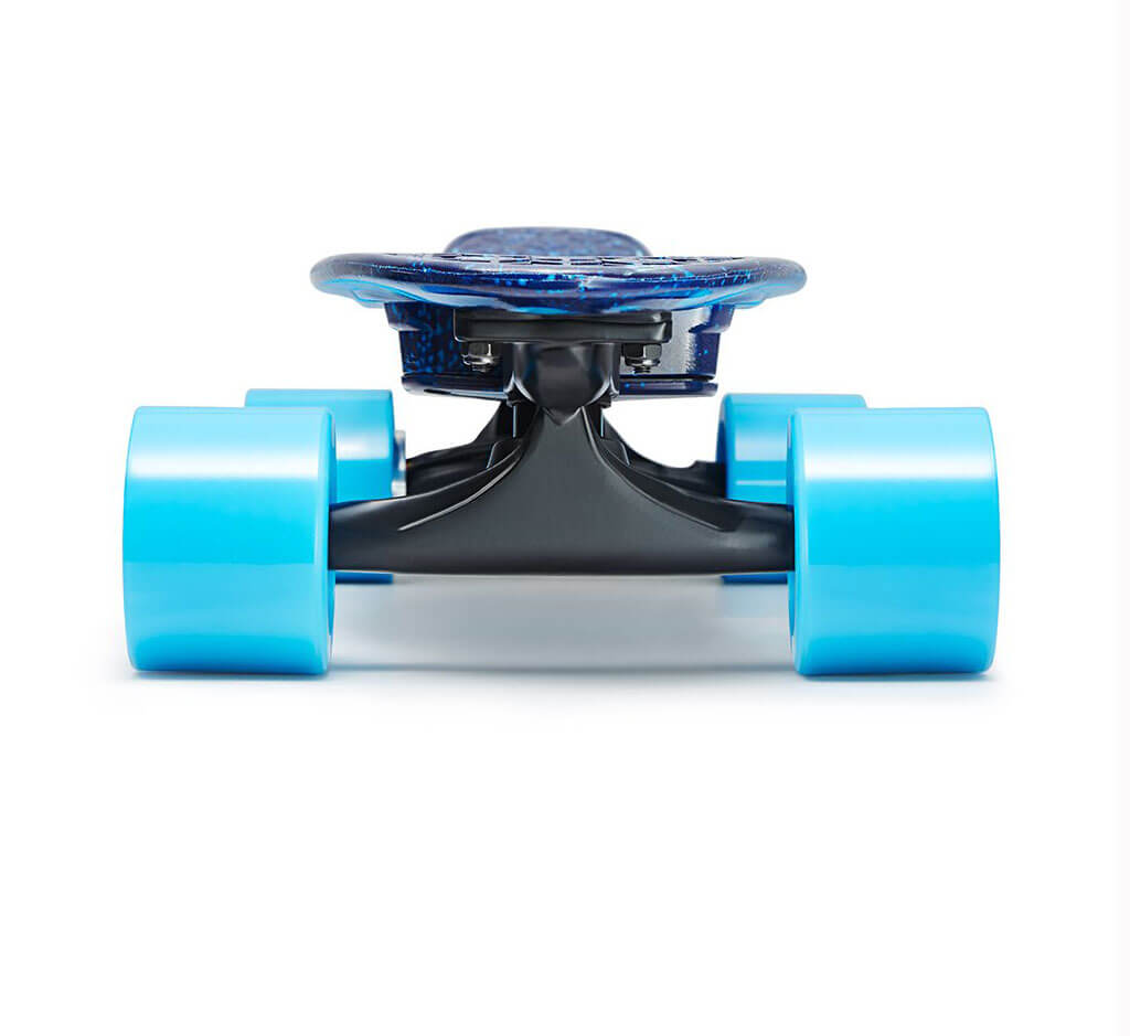 Cheap Electric Skateboard >> The Lightest Portable Mini Electric Skateboard With Wireless Remote Control