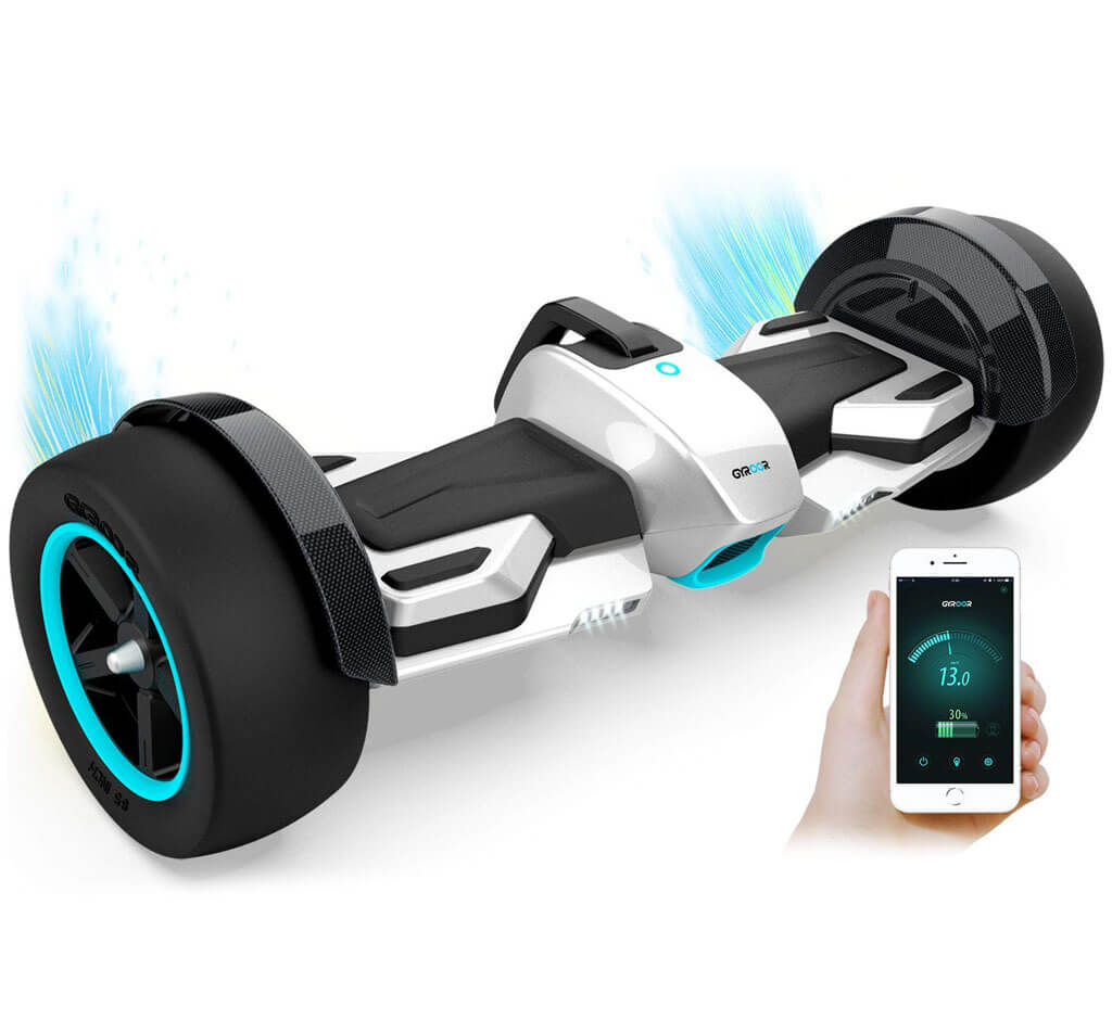 Gyroor F1 Hoverboard The Fastest And Best Design