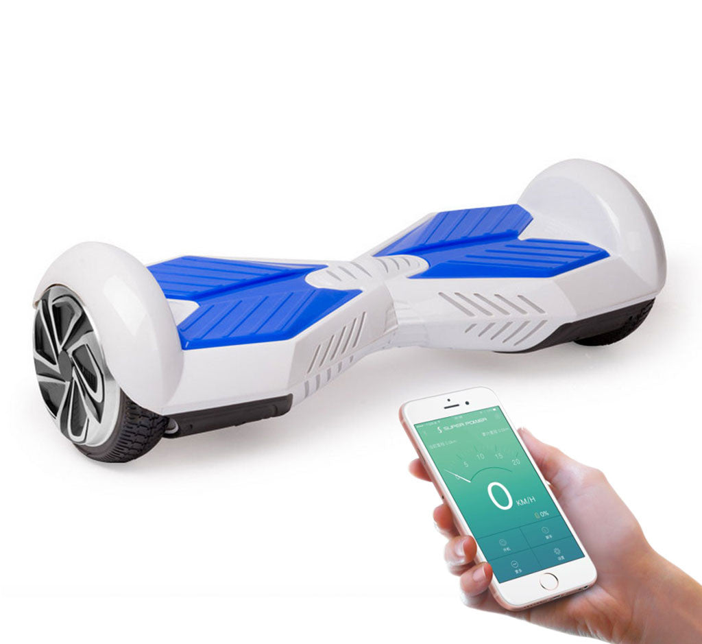 6 5 lamborghini hoverboard with bluetooth and app control. Black Bedroom Furniture Sets. Home Design Ideas