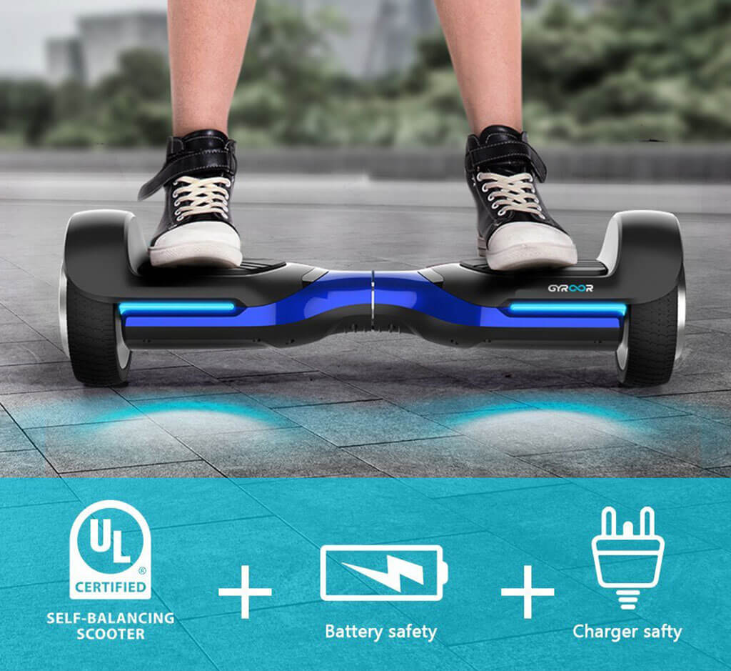 Smart Balance Wheel|Self-Balancing Scooter|Mini Segway|Hoverboard