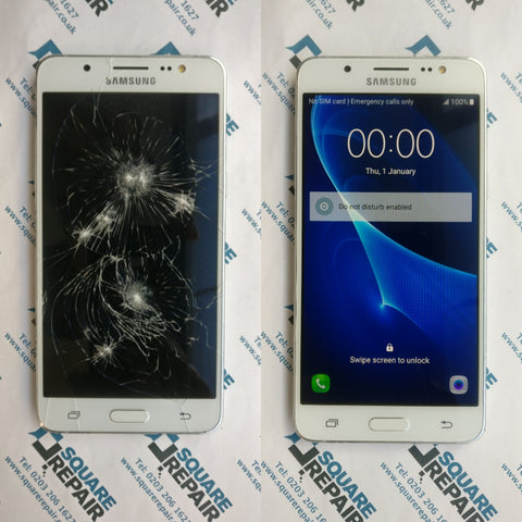 Samsung j510 screen repair service centre london