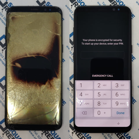 samsung galaxy s8 screen repair near me - 2019