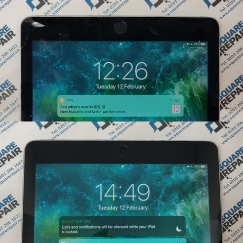 iPad 5the Gen Screen Repair service london