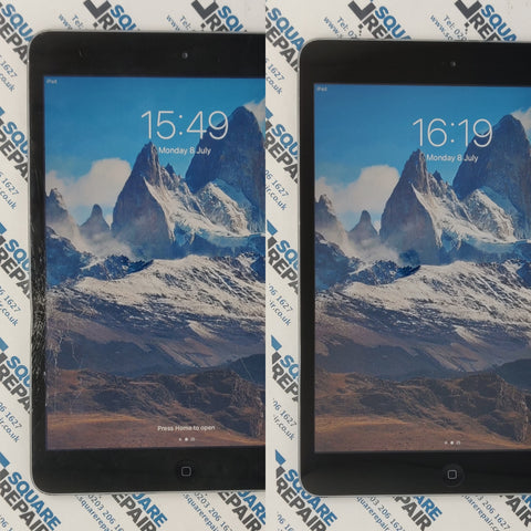 same-day iPad mini 2 screen repair service london