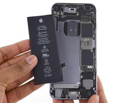 iphone battery replacement, london