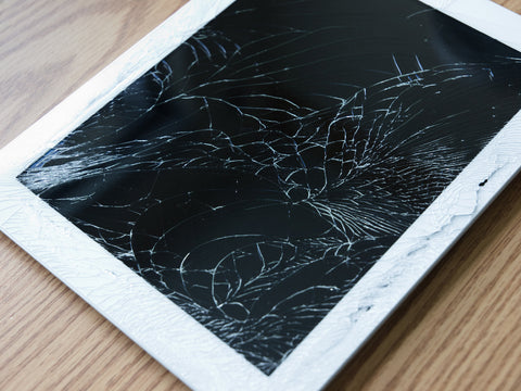 Repairing your damaged iPad
