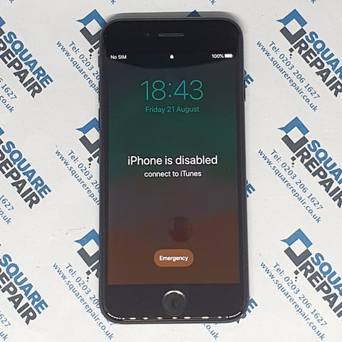 How to fix iPhone Disabled message