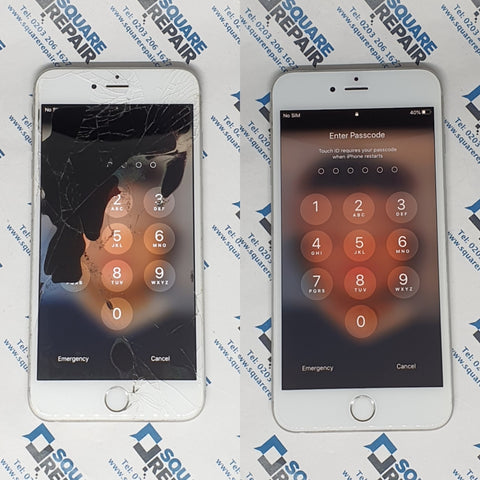 iphone 8 damaged screen repair service centre london
