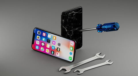 Fast phone screen repairs in London