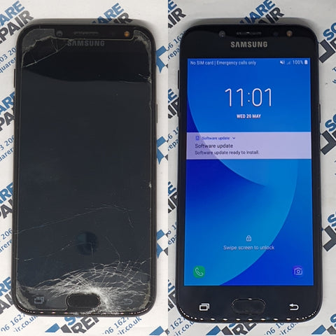 samsung j530 smashed screen repair service centre