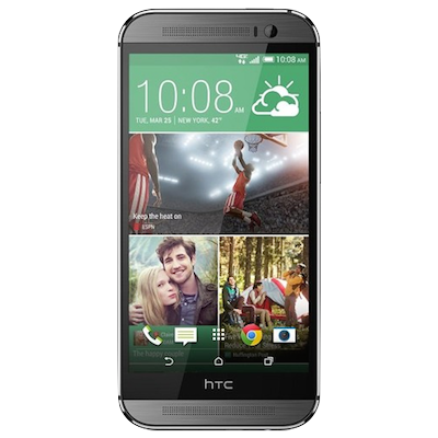 HTC One M8 Broken Glass and LCD Repair Service