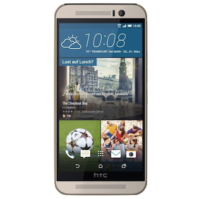 HTC M9 Screen (Glass and LCD) Repair Service London