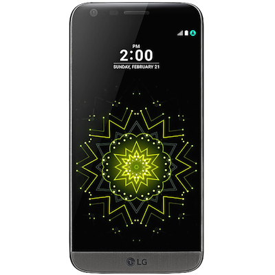 LG G5 Broken Glass and LCD Screen Repair