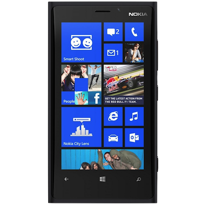 Nokia Lumia 920 Broken Glass & LCD Screen Repair