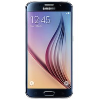 Samsung Galaxy S6 Broken Glass and LCD Screen Repair