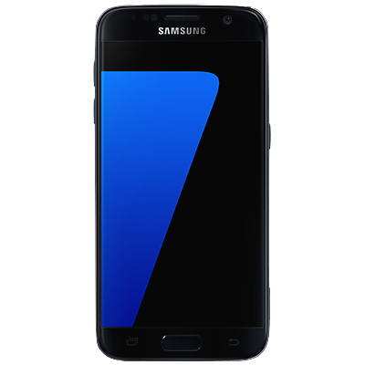 Samsung Galaxy S7 Screen (Glass and LCD) Repair Service Centre London -  Black
