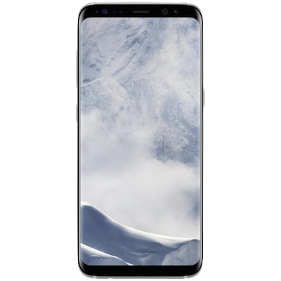 Samsung Galaxy S8 Broken Glass and LCD Screen Repair