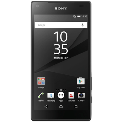 Sony Xperia Z5 Compact Broken Glass Screen Repair