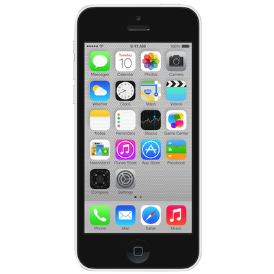 iPhone 5c Software repair