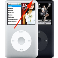 iPod Classic 5th Headphone Socket Repair Service Centre London