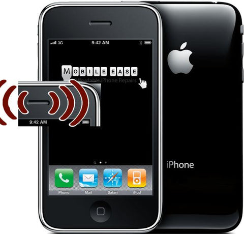iPhone 3Gs Earpiece Repair