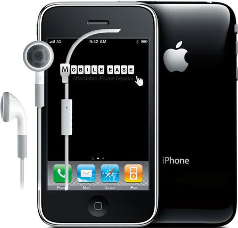 iPhone 3Gs Dock / Charger Port Repair