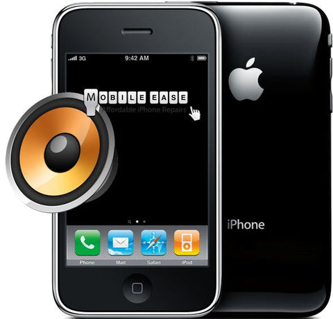 iPhone 3Gs Loudspeaker Repair