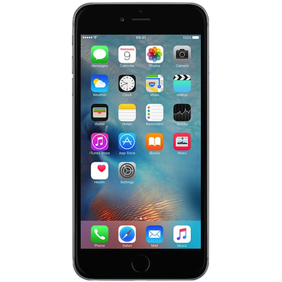 iPhone 6s Smashed Screen Repair Service Centre London - Space Grey