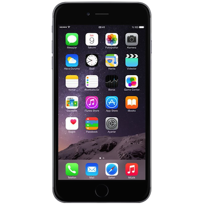 iPhone 6 Plus Broken Screen Service Centre London - Space Grey