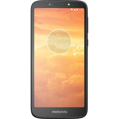 Motorola Moto E5 Broken Glass and LCD Screen Repair