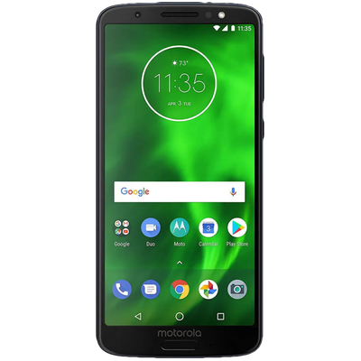 Motorola Moto G6 Screen (Glass and LCD) Repair