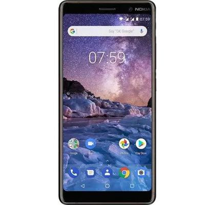 Nokia 7 Plus Screen (Glass & LCD) Repair Service Centre London