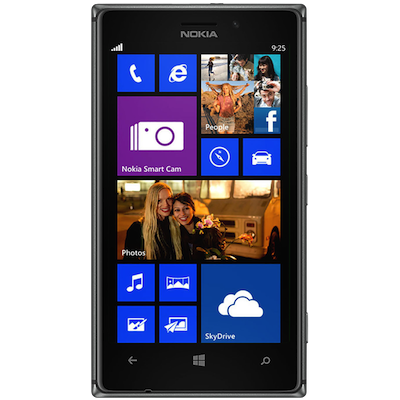 Nokia Lumia 925 Broken Glass & LCD Screen Repair