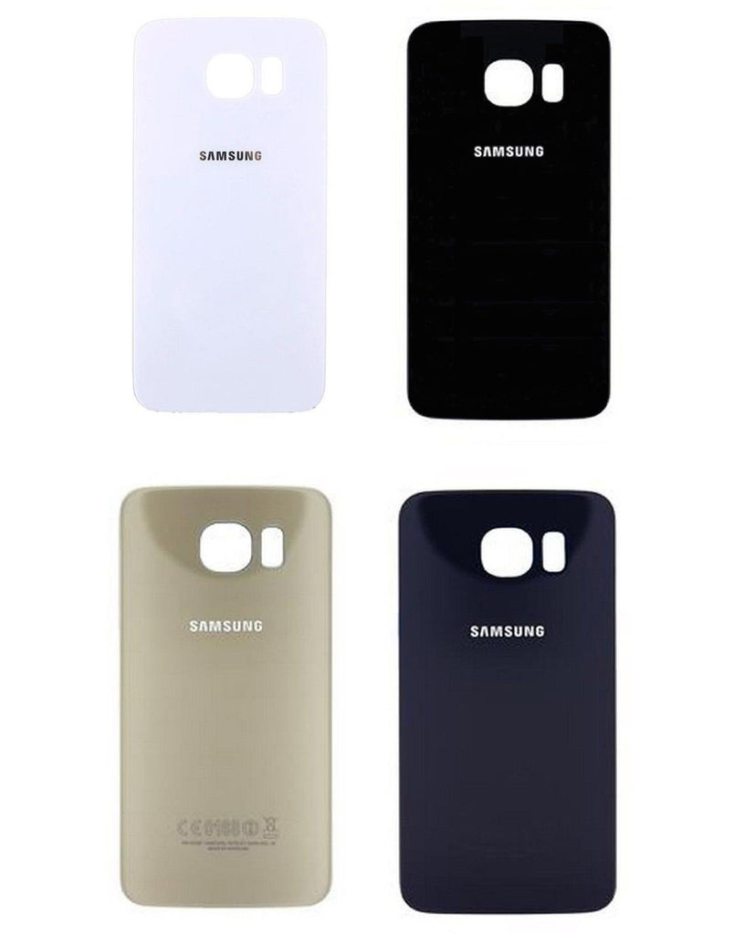 Samsung Galaxy S6 Glass Back Cover Replacement
