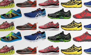 Athletic Footwear Prescription